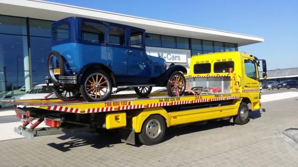 Wroclaw pomoc drogowa do 3 ton